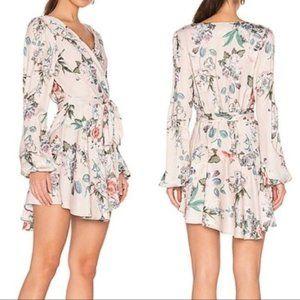 MAJORELLE Floral Cocktail Dress